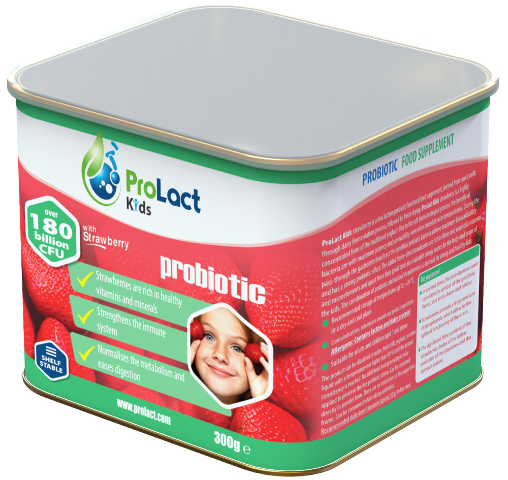 ProLact Kids Strawberry 300g